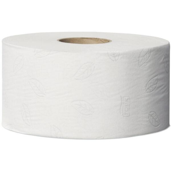 Nagytekercses toalettpapír, Tork Advance miniJumbo T2 - 120280