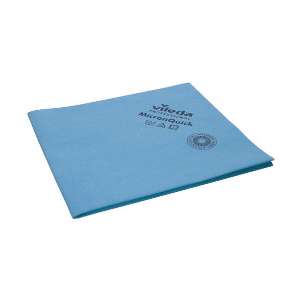 Törlőkendő MicronQuick, kék VILEDA - 152105