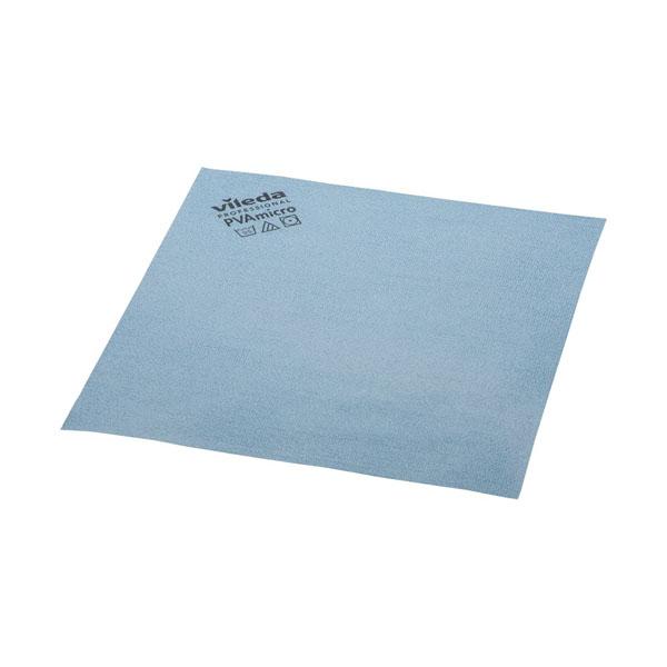 Törlőkendő PVAmicro, kék VILEDA - 143585