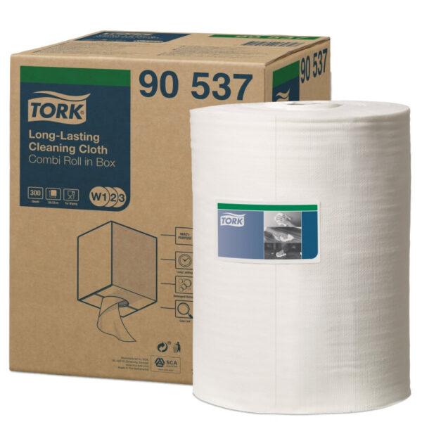 Többször használatos Tork törlőkendő w1-w2-90537-1